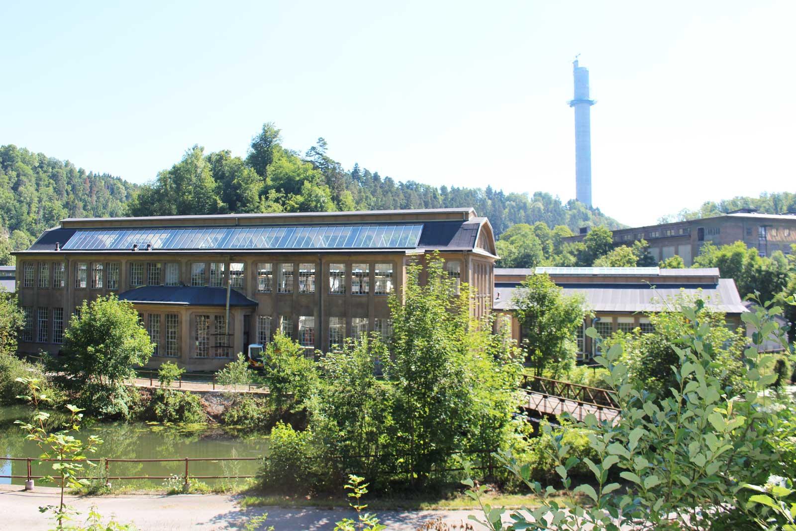 Pulverfabrik